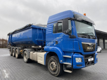 Tracteur MAN TGS 18.440 4x2 Euro 6 SZM + CARNEHL Kippaufl occasion