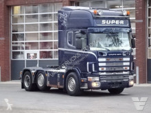 Trekker Scania 164-480 Topline 6x2/4 - Manual tweedehands
