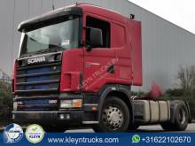 Cabeza tractora Scania R usada