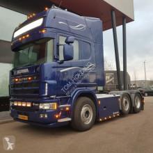 Tracteur Scania 164 Topline 480 6X2 Twinsteer occasion