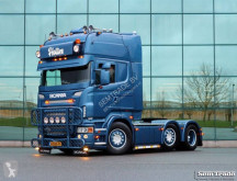 Scania R560 tractor unit used