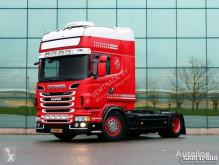 Tracteur Scania R500 V8 EURO 5 MANUAL RETARDER FULL AIR NL TRUCK occasion
