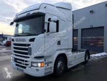 Scania G 410 tractor unit used