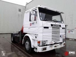 Scania 113 360 tractor unit used