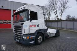Tracteur Scania R 480 accidenté