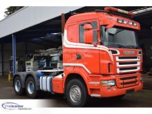 Cabeza tractora Scania R 620