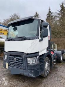 Cabeza tractora Renault Gamme C 430 DXI productos peligrosos / ADR usada