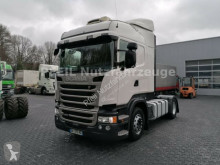 Scania R R450 Highline- RETARDER- 2 Tanks- SCR only- 4x tractor unit used