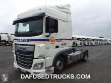 DAF XF 510 tractor unit used hazardous materials / ADR