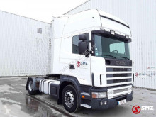 Tracteur Scania 124 420 occasion