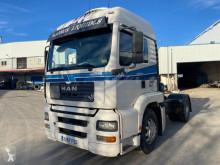 Tracteur MAN TGA 18.390 produits dangereux / adr occasion