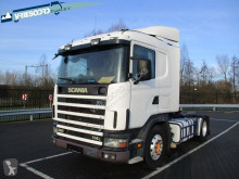 Cap tractor Scania R 114 second-hand