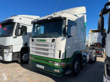 Cap tractor Scania L 124L420 second-hand
