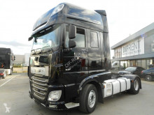 Trattore DAF XF 530 incidentato