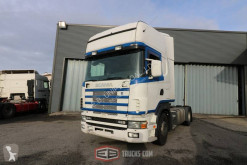 Cap tractor Scania R 124R420 second-hand