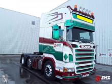 Tracteur Scania R 480 produits dangereux / adr occasion