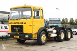 Cabeza tractora MAN 26.281 DFS MANUAL P.T.O. usada