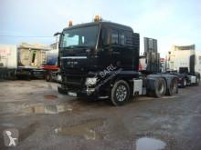 Cabeza tractora MAN TGX 33.680 usada