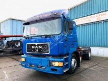 MAN 19.463FLT COMMANDER (EURO 2 / ZF16 MANUAL GEARBOX/ ZF-INTARDER) tractor unit used
