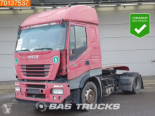 Tracteur Iveco Stralis accidenté