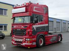 Tahač Scania R R 560*Euro 5*Retarder*TÜV*Klima*Kühlbox