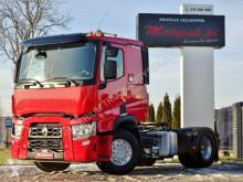 Ciągnik siodłowy Renault T 460 /LOW CAB / RETARDER / HYDRAULIC SYSTEM/ALU używany