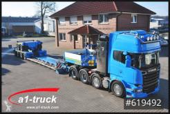 Автокомпозиция Scania R 730 , + Faymonville 2+4 Pendel BJ. 2014 платформа втора употреба
