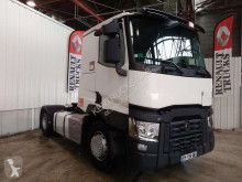 Tracteur Renault Gamme T T 460 NIGHT & DAY VOITH + HYDRAULIQUE DE BENNE