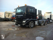 MAN TGX 33.680 tractor unit used