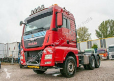 Cabeza tractora MAN TGX 33.560 6x4 BLS Sattelzugmaschine