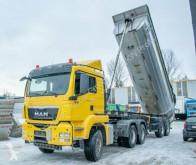 Ensemble routier MAN TGS TGS 26.540 6x4 Complettzug mit Reisch 30m/3 benne occasion