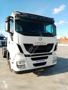 Cabeza tractora Iveco Stralis AS 440 S 46 TP productos peligrosos / ADR usada