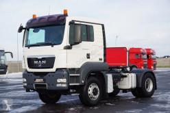 Tracteur MAN TGS / 18.440 / 4 X 4 / E 5 / UAL / HYDRODRIVE