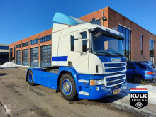 Ensemble routier frigo Scania P