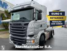 Cap tractor Scania R 490 second-hand