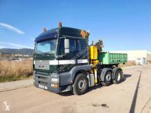 Tracteur convoi exceptionnel MAN TGA 26.460