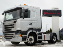 Ciągnik siodłowy Scania R 450 / LOW CAB / HYDRAULIC SYSTEM / AUTOMAT/E 6 używany
