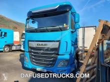 Cabeza tractora DAF XF usada