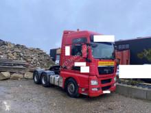Tracteur MAN TGX 33.680