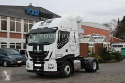 Cap tractor Iveco Stralis AS440S46 EURO 6 HI-WAY/ACC/LDW/Kühlbox