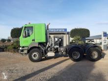 Cabeza tractora Renault Kerax 400 usada