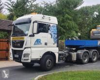 Cabeza tractora convoy excepcional MAN TGX 33.480