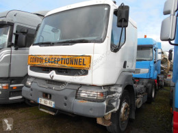 Tracteur Renault Kerax occasion
