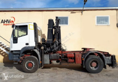 Cabeza tractora Iveco 380 4X4 HIAB 288+JIB