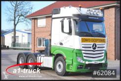 Tracteur convoi exceptionnel Mercedes LS 2858 6X4 F 16 Schwerlast, 120 t.