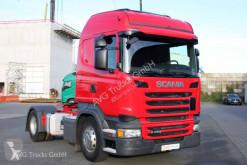 Влекач Scania R 450 Highline Kipphydaulik etade ACC LDW втора употреба