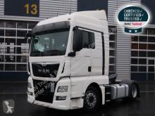 Trattore trasporto eccezionale MAN TGX 18.440 4X2 LLS-U/ Hubsattel Navi EU