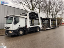 Renault Premium trailer truck used car carrier