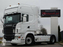 Ciągnik siodłowy Scania R 500 /V8/RETARDER/TOPLINE/KIPPER HYDRAULIC/NAVI