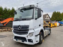 Trattore Mercedes Actros incidentato